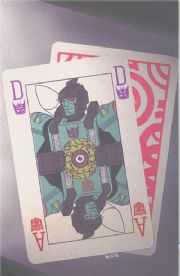 Transformers Spotlight Doubledealer Retail Incentive Variant (2008) IDW Publishing comic book